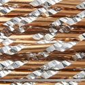 Picture of Light Copper Round Diamond Cut Aluminum Wire 12ga - 12m
