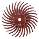 Picture of 3M Radial Bristle Red Disc, 220 Grit, 3/4 Inch