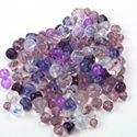 Picture of Glass Bead Grab Bag 100 Gram Purple