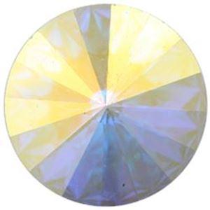 Picture of Swarovski Crystal Aurora Borealis Rivolis 16mm