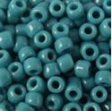 Picture of Opaque Turquoise Seed Bead #412D / Size 6<br />Approximately 25 ~        Grams