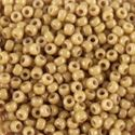 Picture of Opaque Mocha Seed Bead #403E / Size #11<br />Approximately 25 ~        Grams