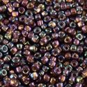 Picture of Silverlined Amethyst AB Seed Bead #648A / Size 11<br />Approximately ~        25 Grams