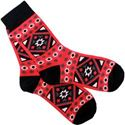 Picture of Ganado Red Socks