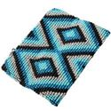 Picture of Zuni Blue Beaded Coin Purse