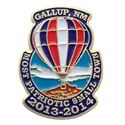 Picture of 2013-14 Most Patriotic Small Town in America Lapel Pin