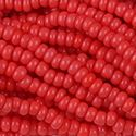 Picture of Opaque Coral Seed Bead #13