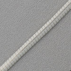 Picture of Sterling Silver Omega Chain 20 Inch x 3mm