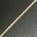 Picture of Gold Filled Box Chain 1mm 24""