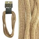 Picture of 4mm Rose Gold Metallic Knit, 5 ft. Coil