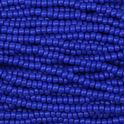 Picture of Opaque Dark Blue Seed Bead #12