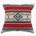 """Picture of Pillow Rimrock Red 17"""""""