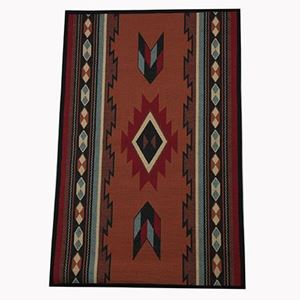 "Picture of Rug Jacquard Cibola 24""x36"""