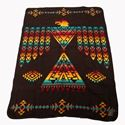 """Picture of Blanket Thunderbird 60""""x80"""""""