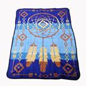 "Picture of Blanket Dream Catcher 60""x80"""