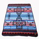 "Picture of Blanket St Arrows Cross 60""x80"""
