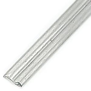 Picture of Wire Nickel Silver 10 Gauge/.204 Inch Double Half Round BULK