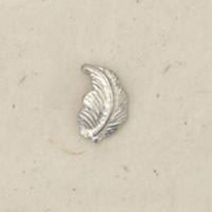 Picture of Sterling Silver Machine Cast Right Leaf 9mm