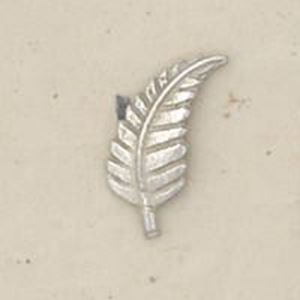Picture of Sterling Silver Machine Cast Left Leaf 15mm