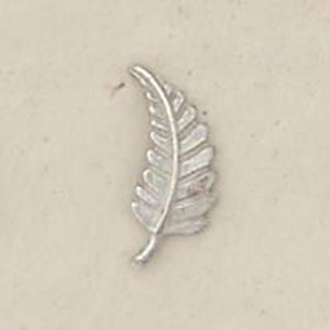 Picture of Sterling Silver Machine Cast Right Leaf 15mm