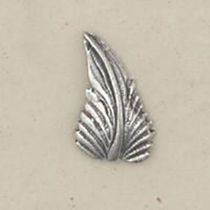 Picture of Sterling Silver Machine Cast Right Leaf 16mm