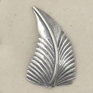 Picture of Sterling Silver Machine Cast Right Leaf 18mm