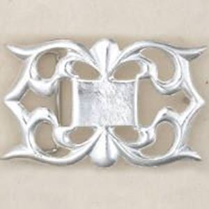 Picture of Sterling Silver Sand Cast Buckle #3