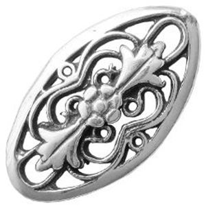 Picture of Sterling Silver Fancy Filigree Link 19mm