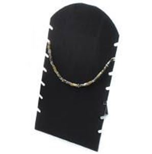 Picture of Black Choker Display