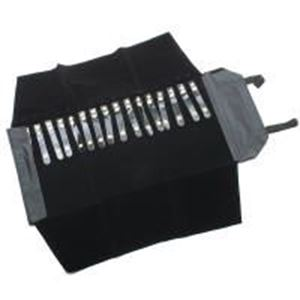 Picture of 16 Snap Black Chain Roll