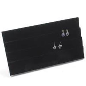 Picture of 24 Pair Black Earring Display Pad