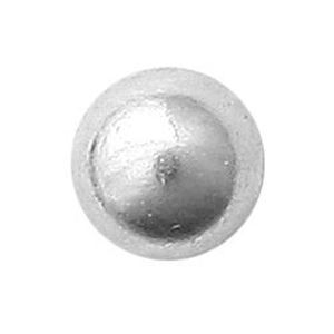 Picture of Sterling Silver 2.0mm No Hole Bead<br />10 Beads