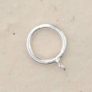 Picture of Sterling Silver Large Loop Toggle Outer Diameter 7/16 Inch