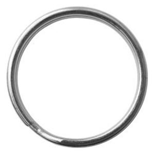 Picture of Nickel Plated Round Split Ring 32mm, Sold per pkg of 10