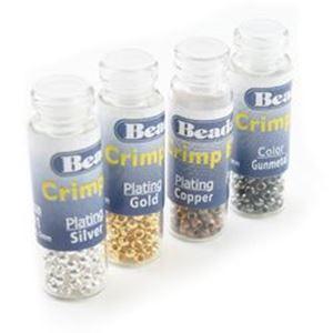 Picture of Beadalon Crimp Bead Color Variety Pack 1.3mm Inner Diameter