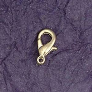 Picture of Gold Plated Trigger Clasp 5x10mm