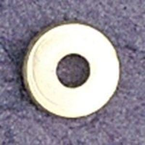 Picture of Gold Tone Disc Spacer 6.3mm 7 Grams