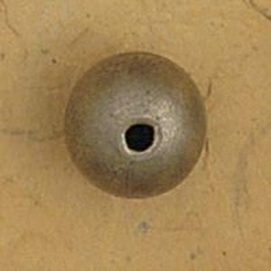 Picture of Antique Brass Beads 10mm, Sold per pkg of 10