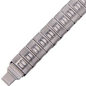 "Picture of Stainless Steel Thunderflex Ladies' Watchband 3"" length  3/16"" ~        width"