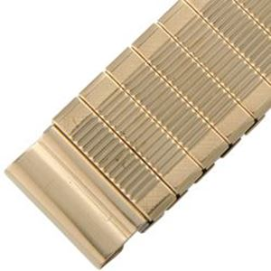"""Picture of Gold Filled quality Men's Watchband 3 1/8"""""""