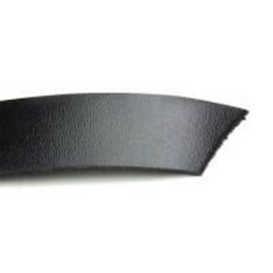 Picture of Black Leather Concho 1 Inch