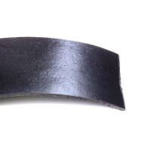 Picture of Black Leather Concho 1.75 Inch