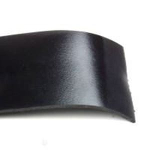"""Picture of Black Leather Concho, 2"""" Width, 42"""" Length"""