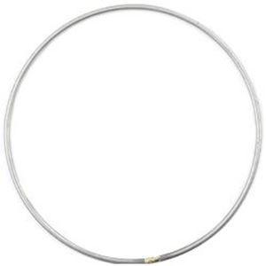 "Picture of 6"" Metal Dream Catcher Ring, 8ga./.128"""