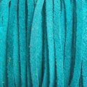 Picture of Mint Suede Lace 3mm<br />Sold per 20-yard spool