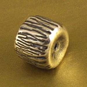 Picture of Sterling Silver Tube Bead 14.5mm, I.D. 1.9mm, JBB Finding