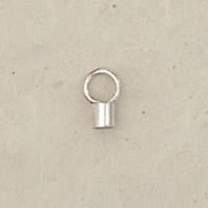 Picture of Sterling Silver Tube End Cap 2mm