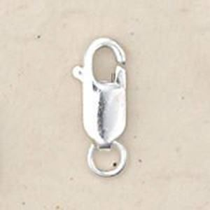 Picture of Sterling Silver Lobster Clasp With Ring 5x13.5mm