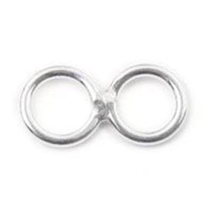 Picture of Sterling Silver Tie On Eye 18 Gauge 12x6mm