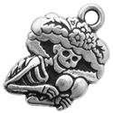 Picture of Catrina Drop 22x15mm